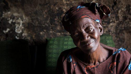 Christiana Solomon har lymfatisk filariasis. Hon bor med sin familj i Lokoja, Nigeria.