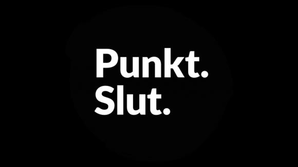 Punkt Slut logo